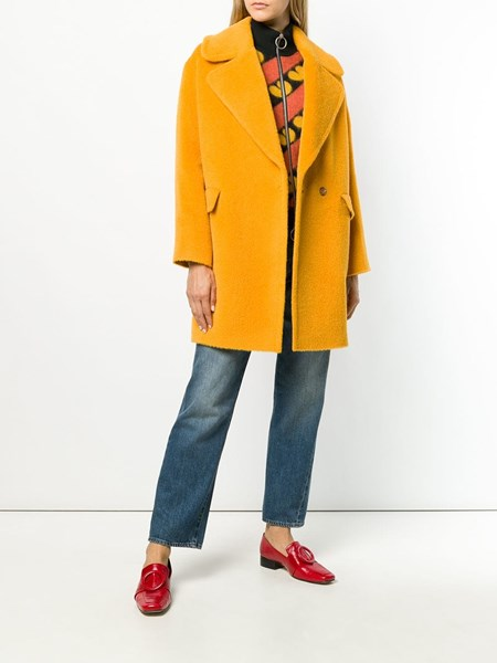 new product 23614 2a8a2 Cappotto giallo