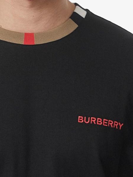 burberry black t shirt