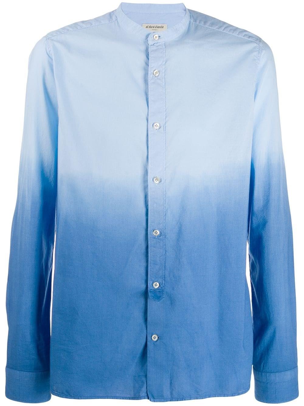 AL DUCA D'AOSTA 1902 Delavé Shirt