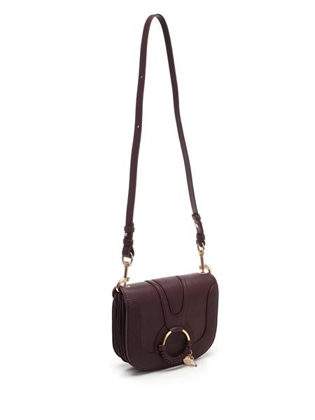 19d574e32b Burgundy small Hana shoulder bag