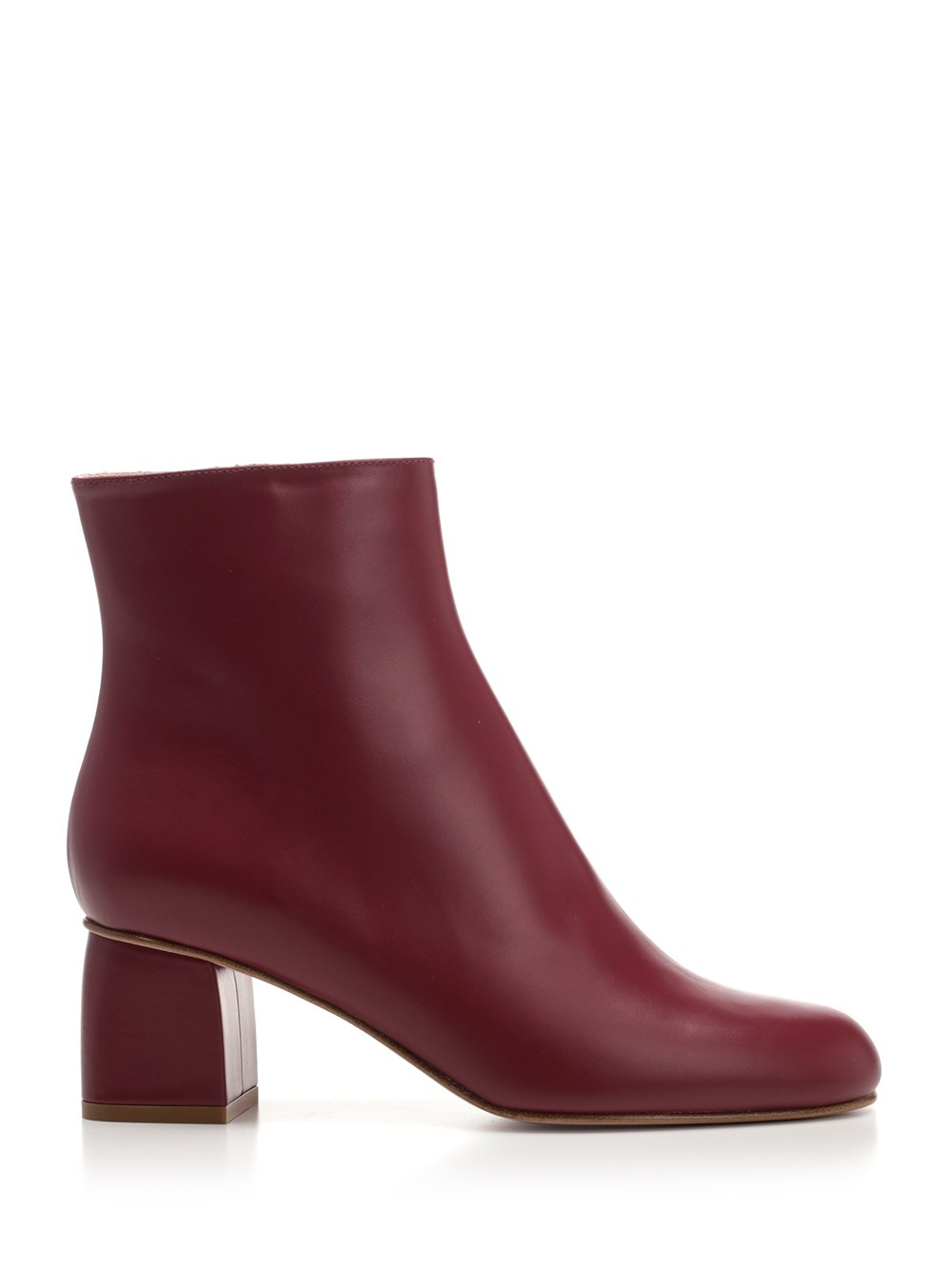 """RED (V) Red """"T50"""" Bootie"""