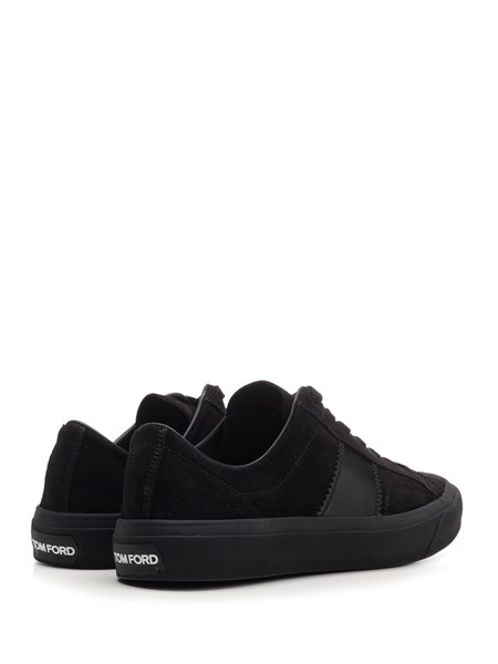 Tom Ford Black suede sneakers for Men