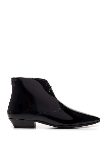 "Saint Laurent ""Jonas"" Ankle Boots"
