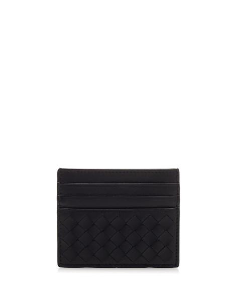 9985e1e3f13b7 BOTTEGA VENETA Card case in intrecciato leather - COD. 162150/V001N1000