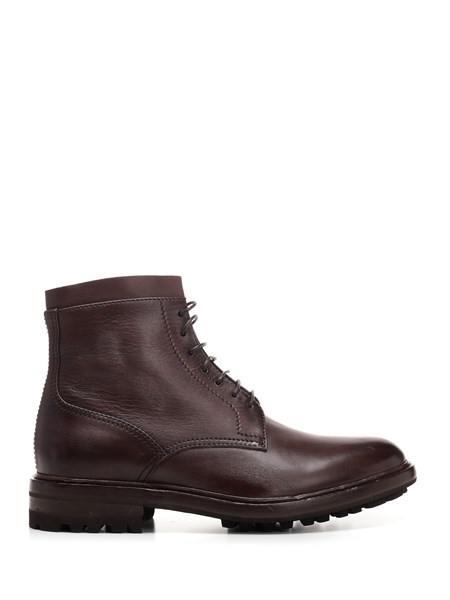 Henderson Baracco Boots Brown leather boots