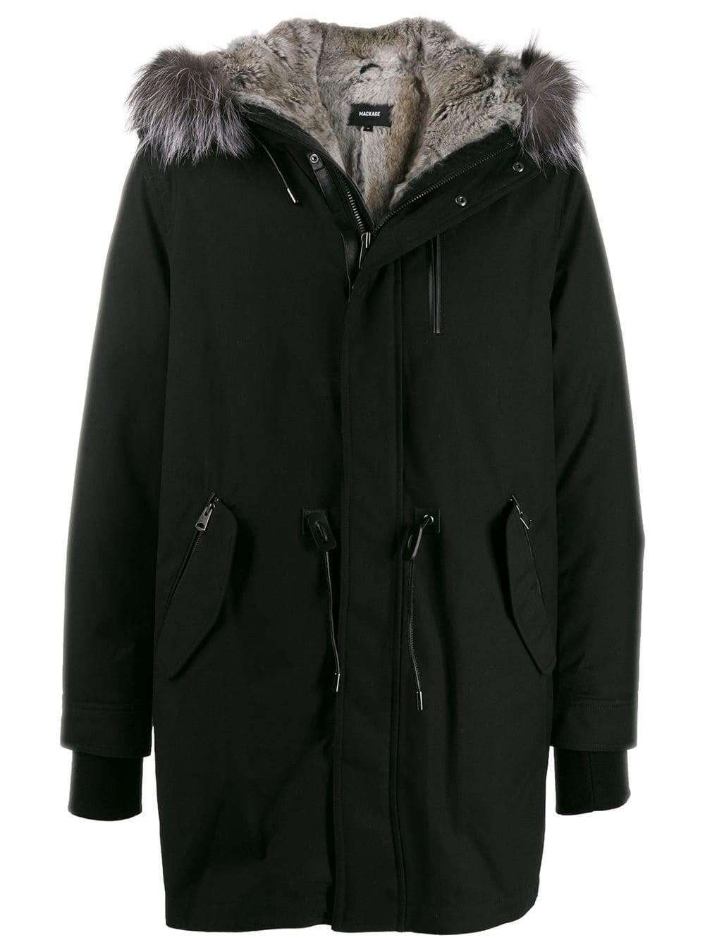 MACKAGE Black Moritz Jacket