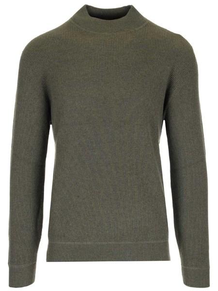 buy popular fa6f9 9eb2e Maglione in lana verde