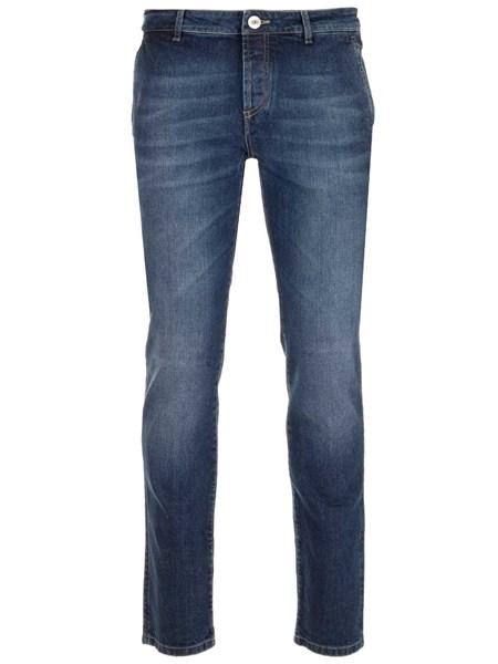 Brunello Cucinelli Jeans Dark blue jeans
