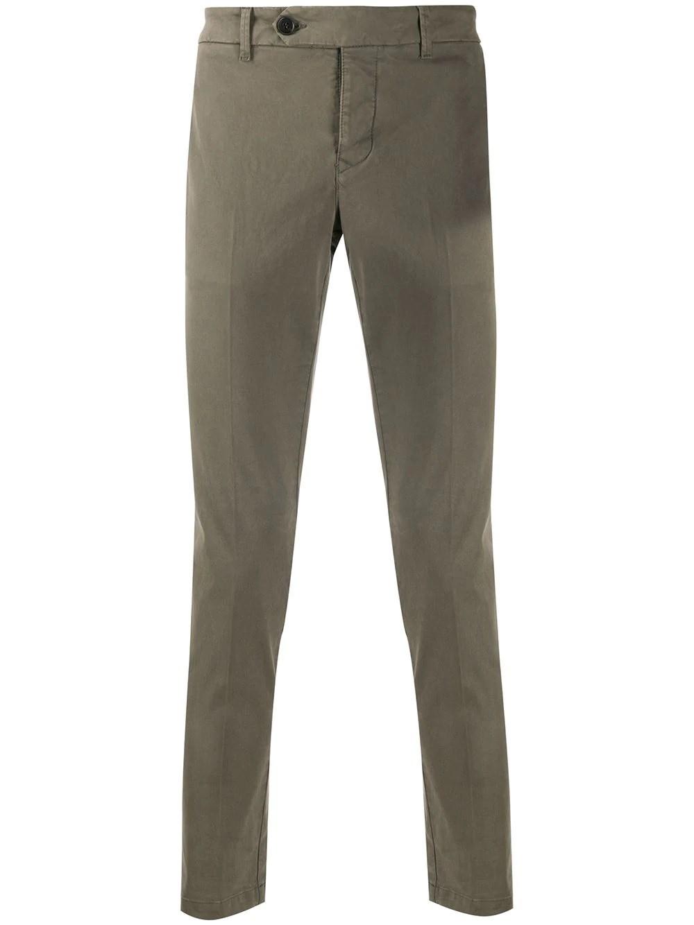 AL DUCA D'AOSTA 1902 Green Trousers