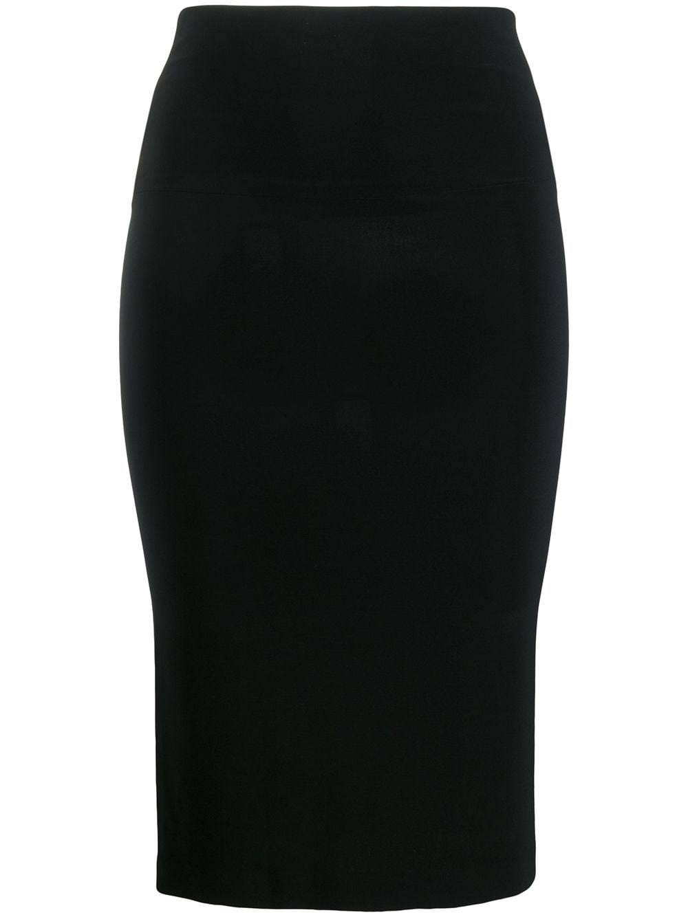 NORMA KAMALI Fitted Tube Skirt