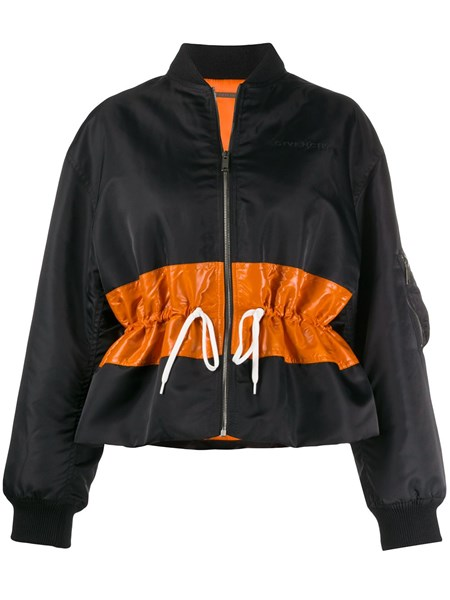 Givenchy Jackets Zippered bomber jacket