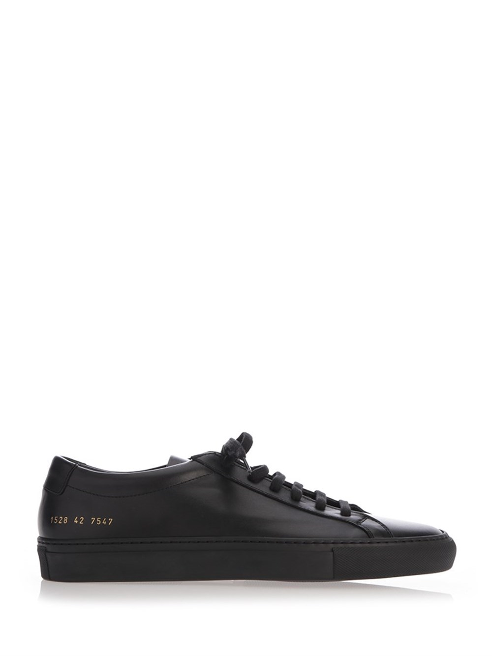COMMON PROJECTS Black 'Original Achilles' Sneakers