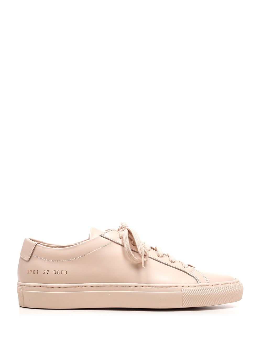 "COMMON PROJECTS Total Pink ""Achilles Original"" Sneakers"