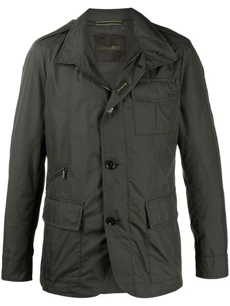 Moorer windproof field jacket
