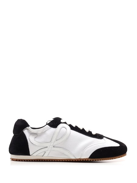 "Loewe Sneakers Black and white ""Ballet Runner"" sneaker"