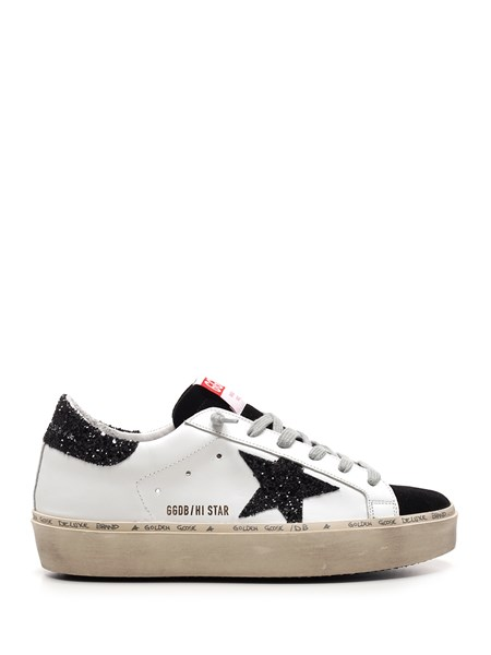 Golden Goose Deluxe Brand White and