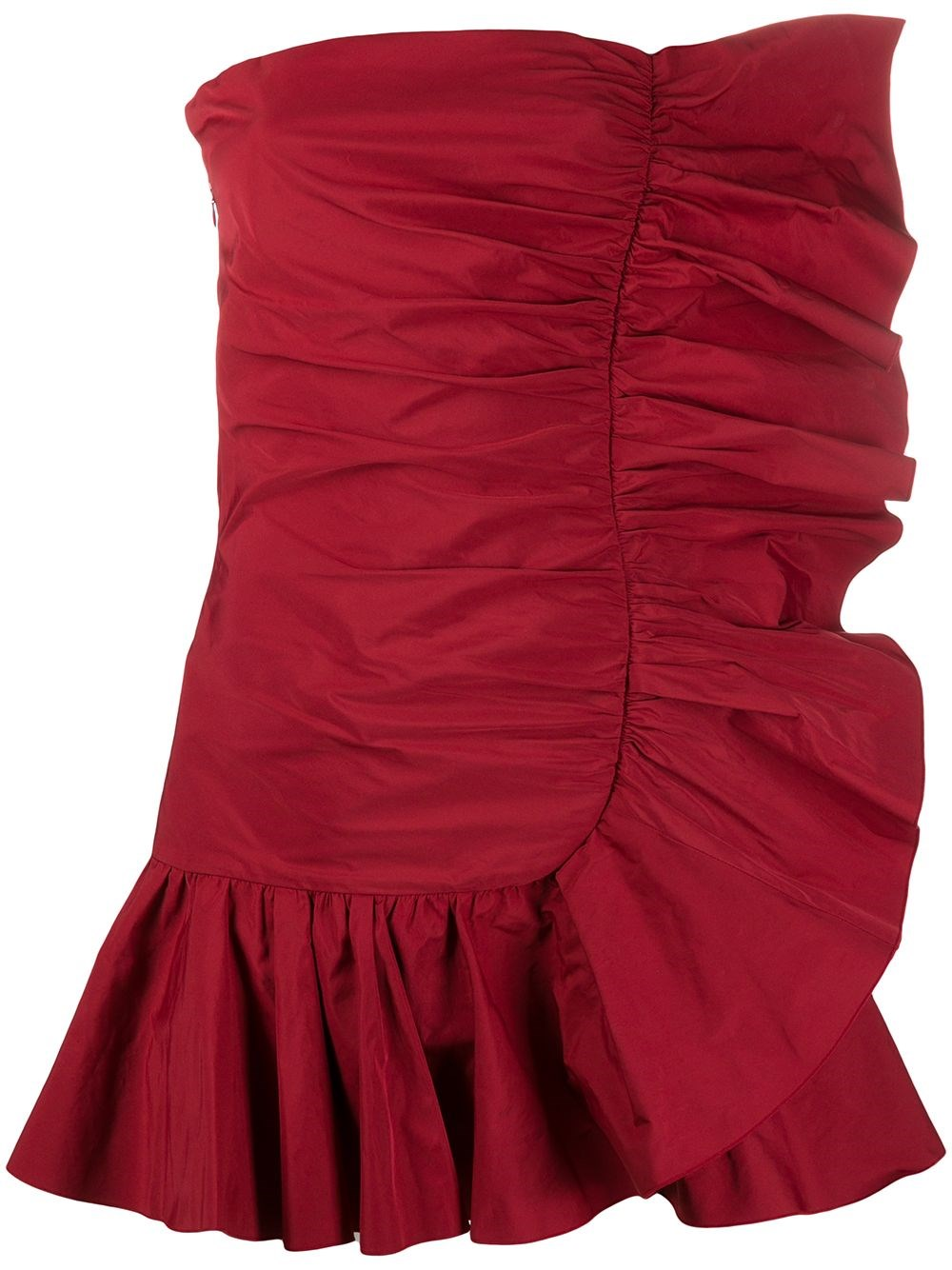 REDVALENTINO Off-Shoulder Mini Dress