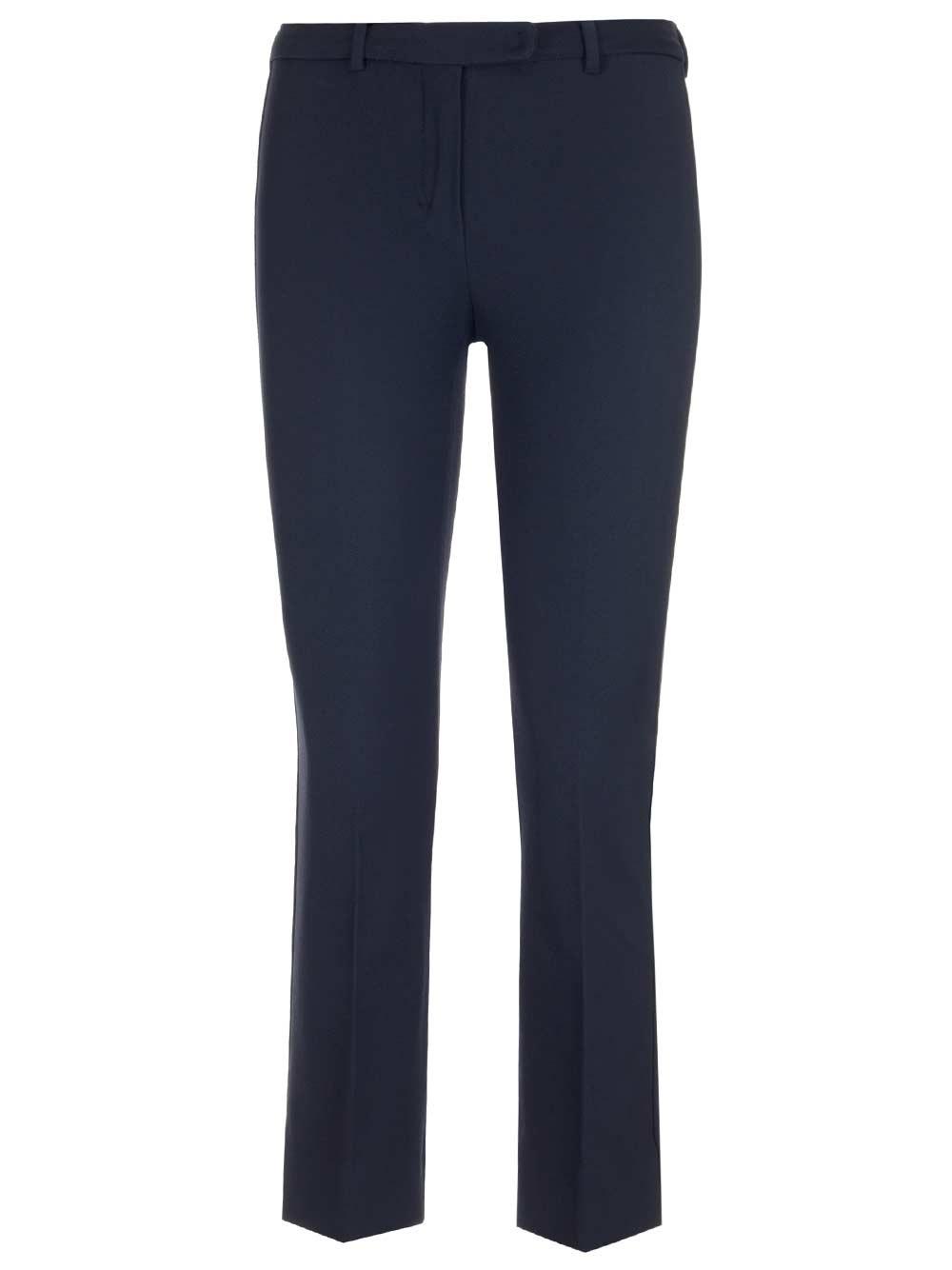 'S MAX MARA Classic Blue Trousers