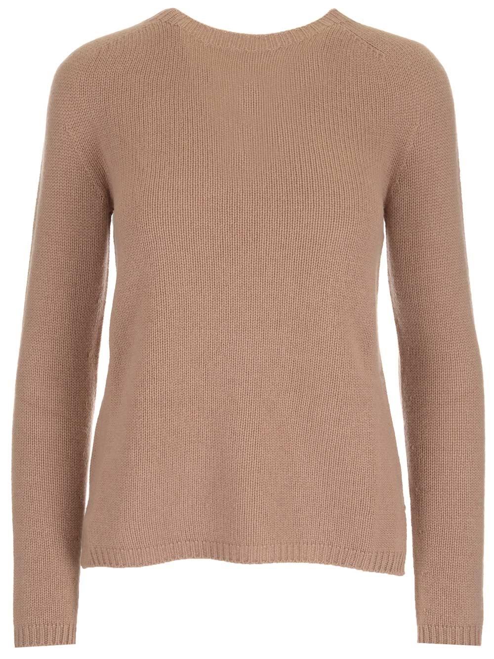 """'S MAX MARA """"Giorgio"""" Sweater In Cashmere Knit"""