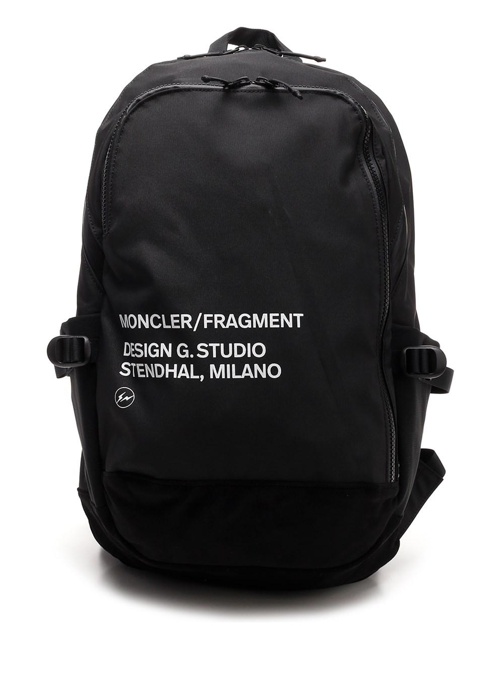 MONCLER GENIUS Backpack - 7 Moncler Fragment Hiroshi Fujiwara