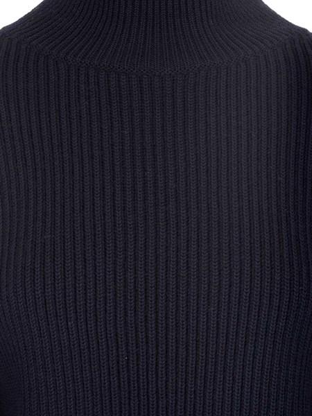 Balenciaga Ribbed Wool Sweater For Women Si Al Duca D Aosta