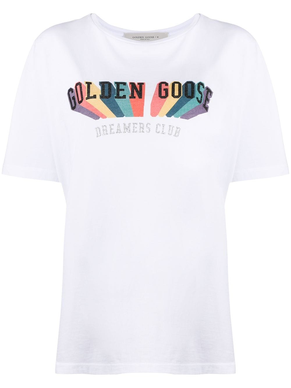 GOLDEN GOOSE DELUXE BRAND Boyfriend Fit T-Shirt