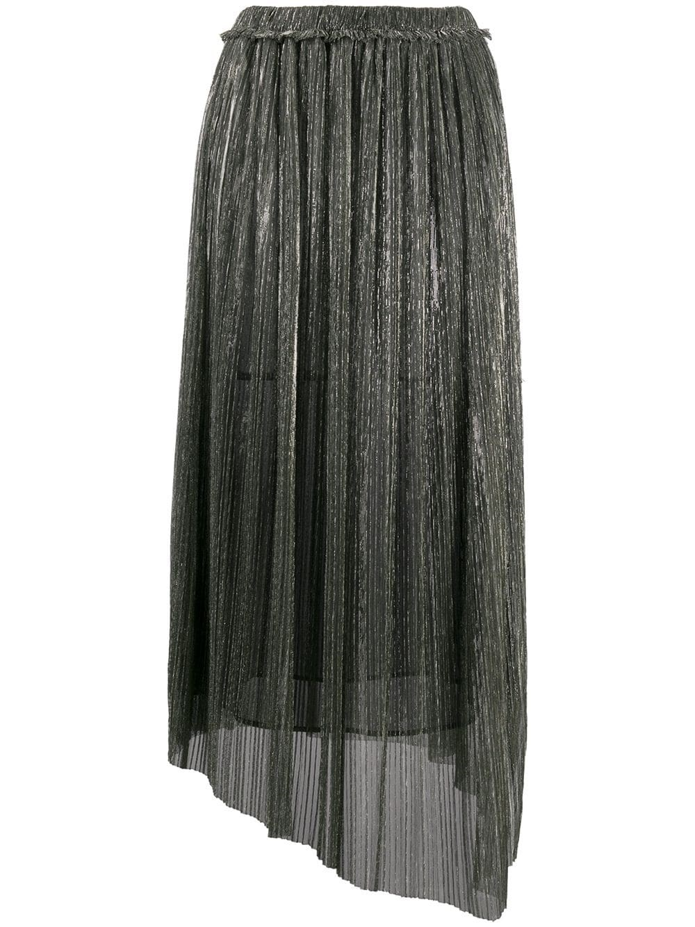 "ISABEL MARANT ETOILE Gray ""Dolmenae"" Skirt"