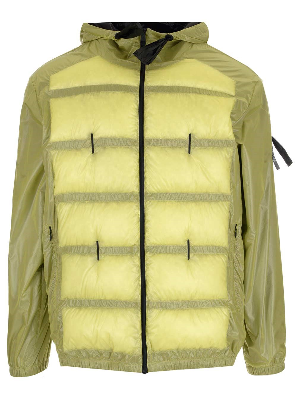 MONCLER GENIUS Yellow 5 Moncler Craig Down Jacket