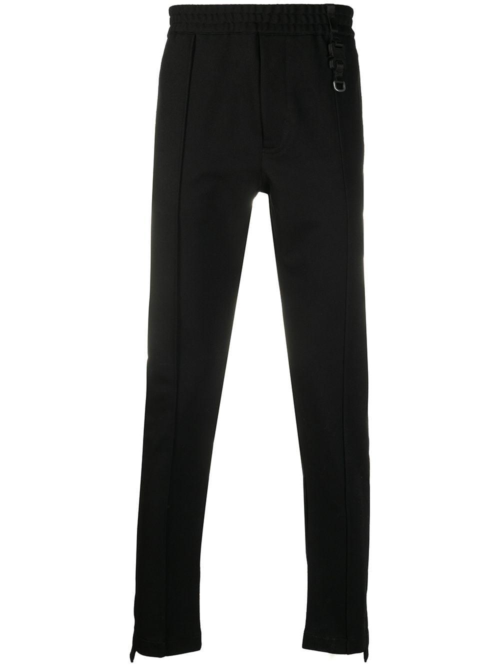 ALYX STUDIO Black Nylon Trackpants