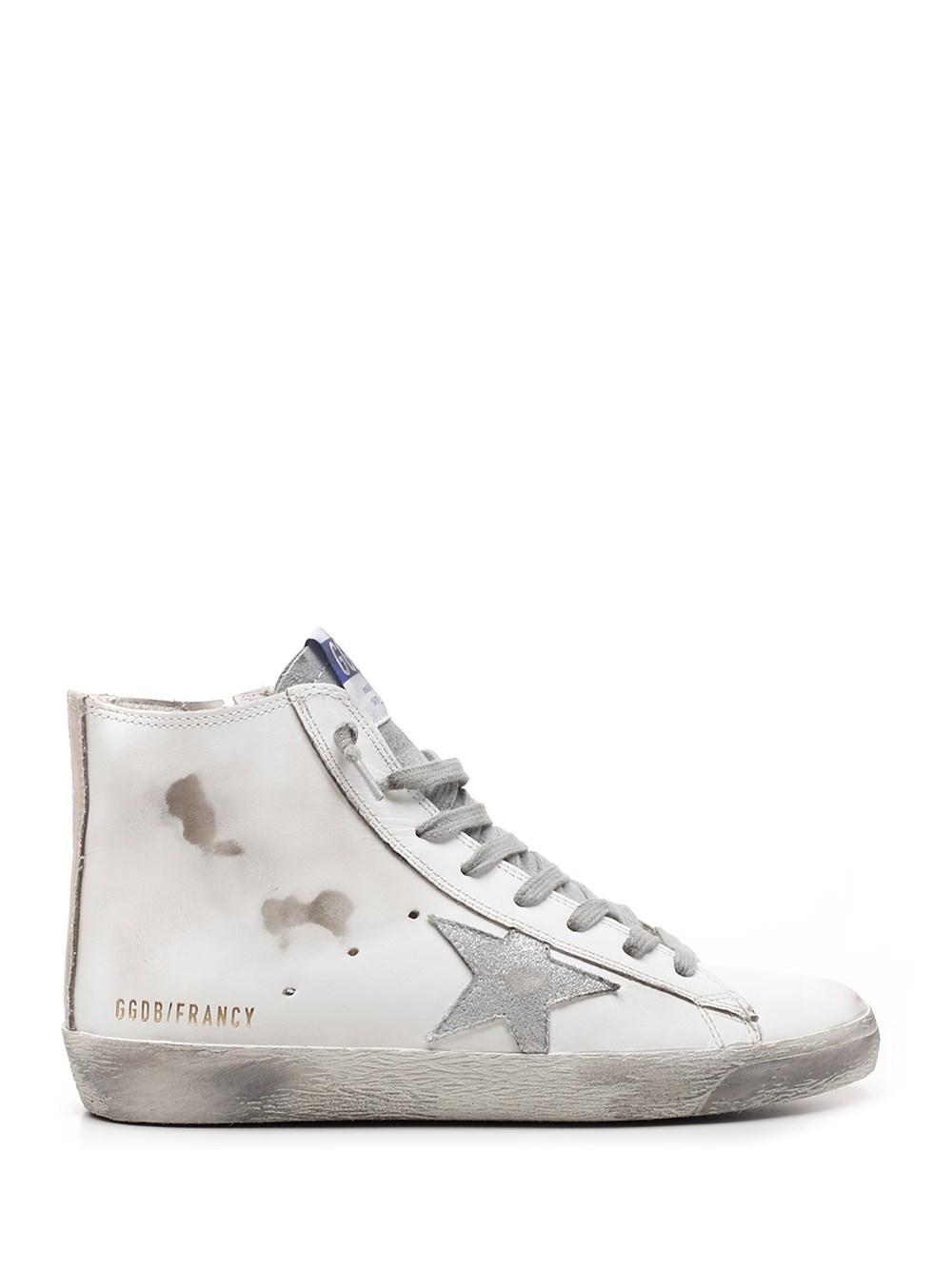 """GOLDEN GOOSE DELUXE BRAND """"Francy"""" High Top Sneaker"""