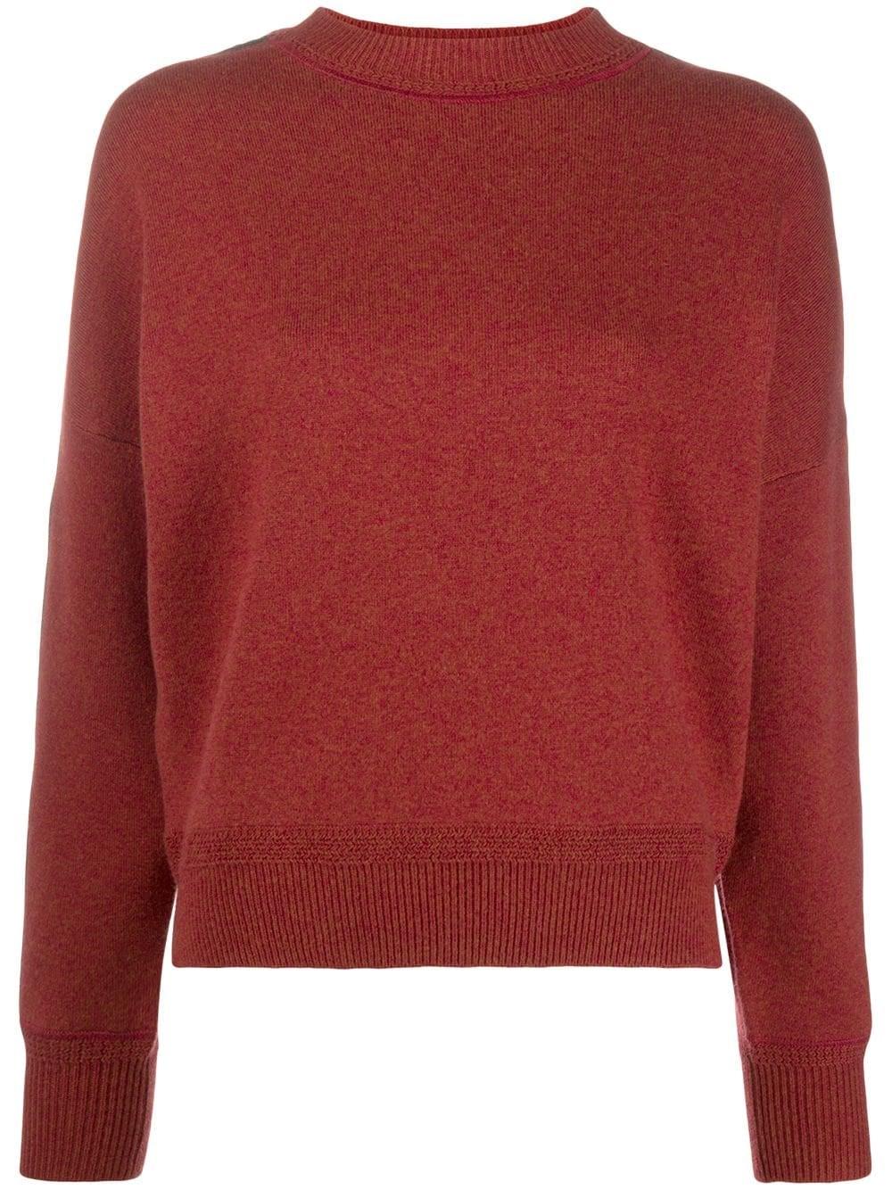 """ISABEL MARANT ETOILE """"Kaoli"""" Crewneck Sweater"""