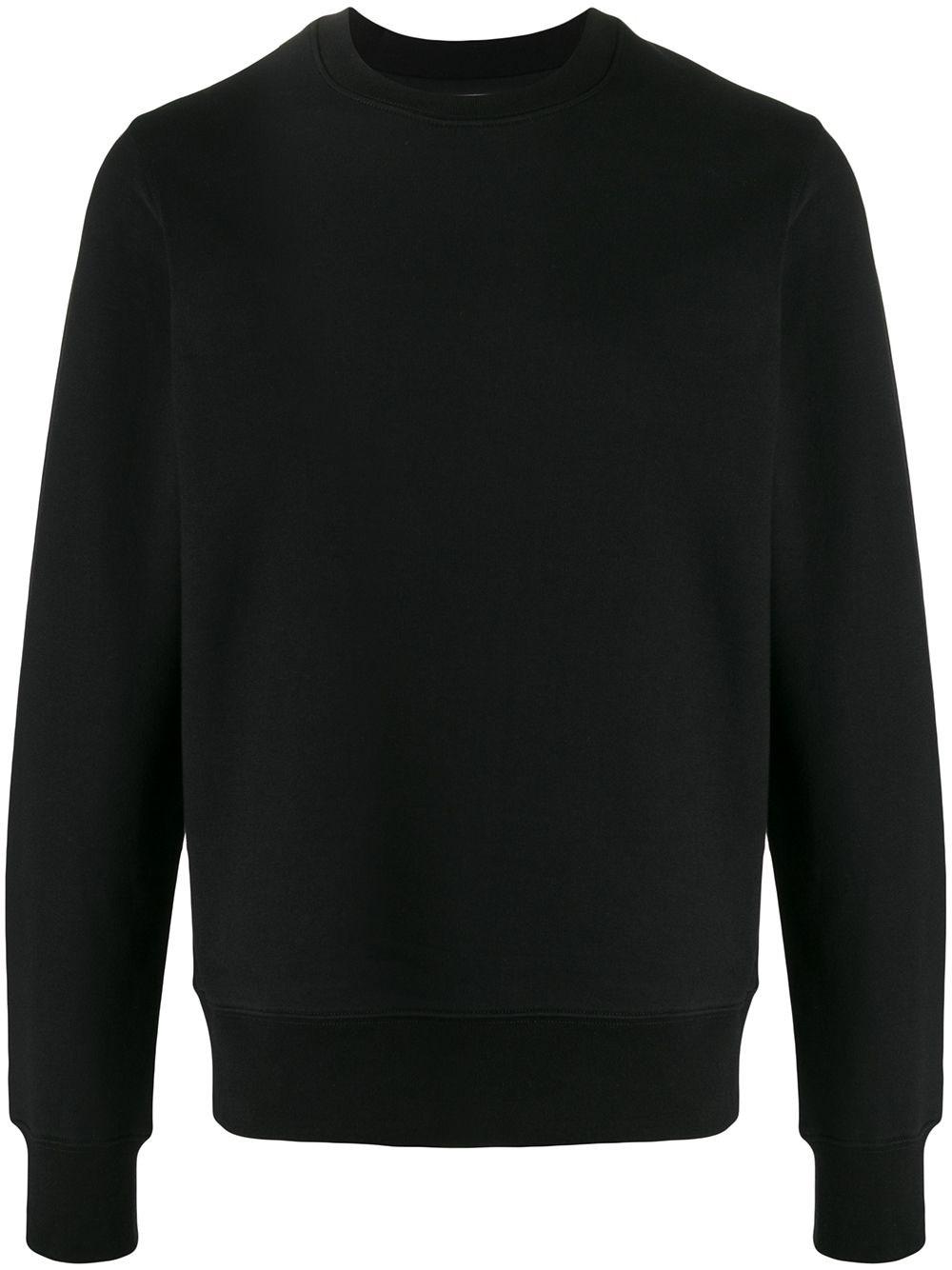 ADIDAS Y-3 Black Sweatshirt