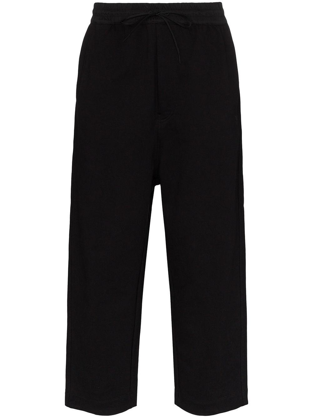 ADIDAS Y-3 Cropped Sweatpants