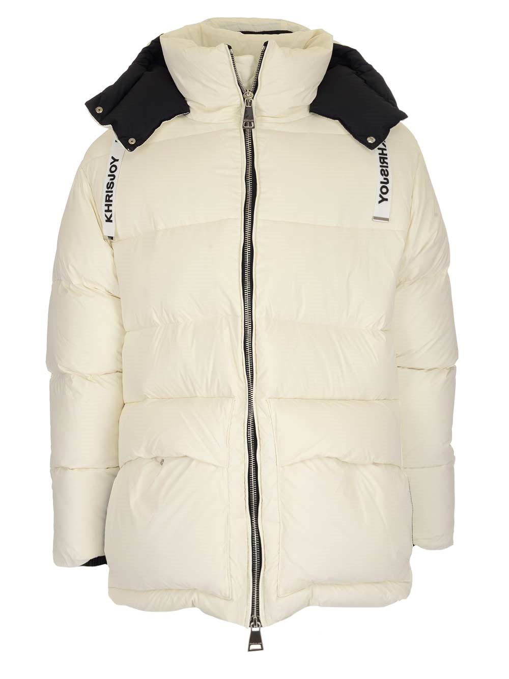 KHRISJOY White Downjacket