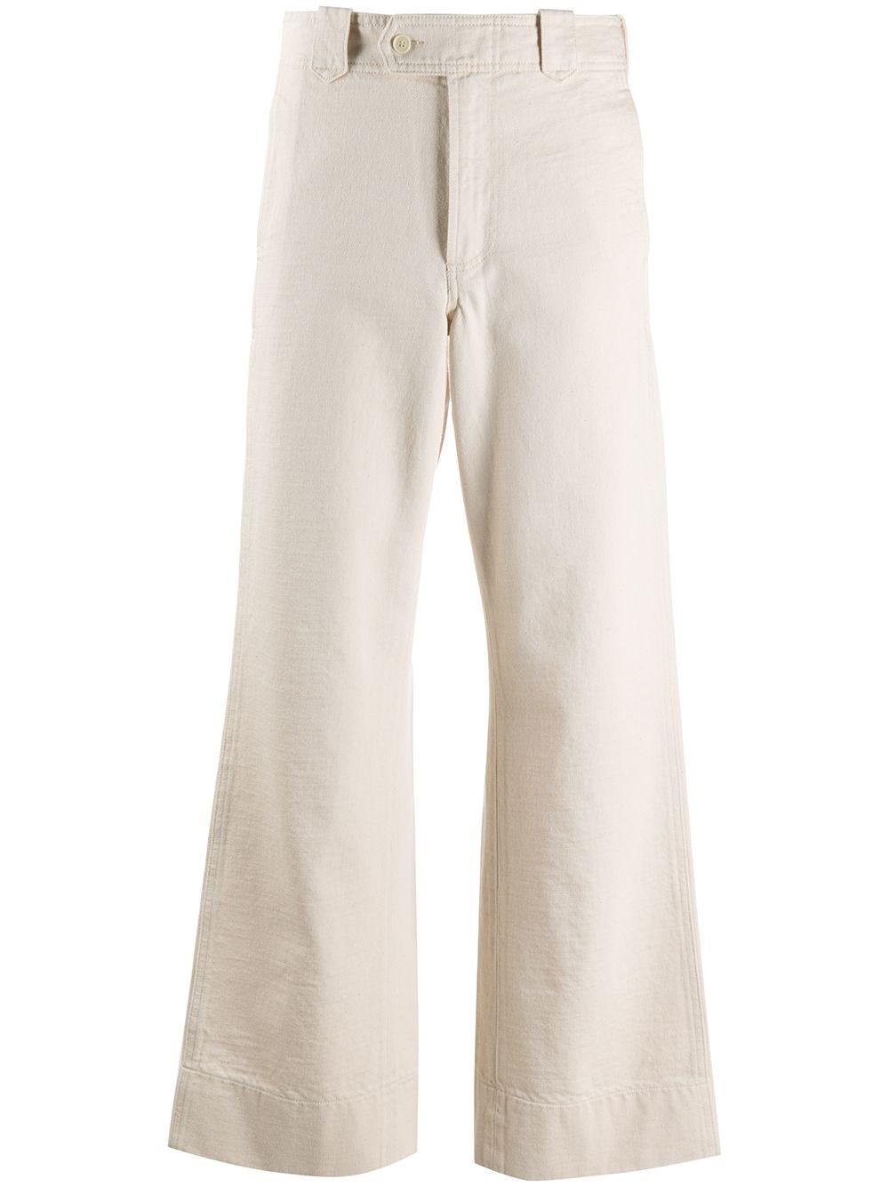 BARENA VENEZIA High-Rise Wide-Leg Jeans