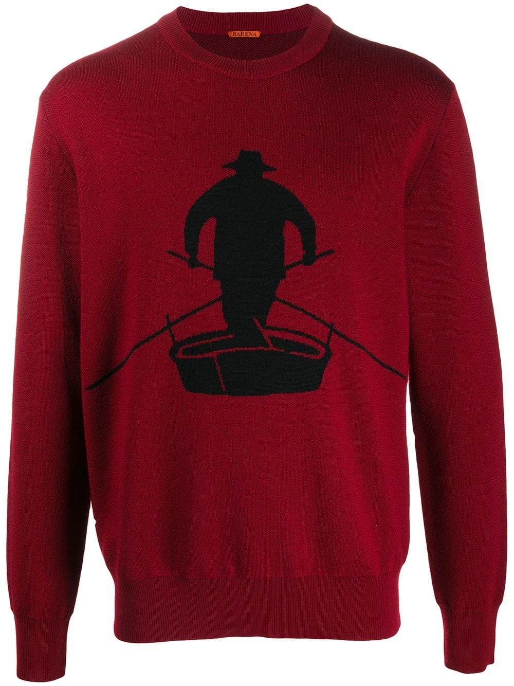 """BARENA VENEZIA """"Malmaro Pope"""" Sweater"""