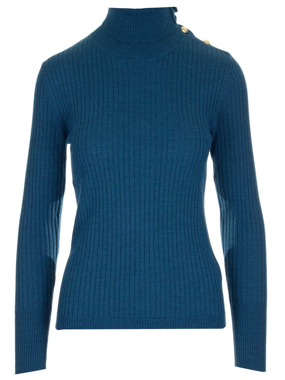 BARENA VENEZIA Ribbed Wool Sweater