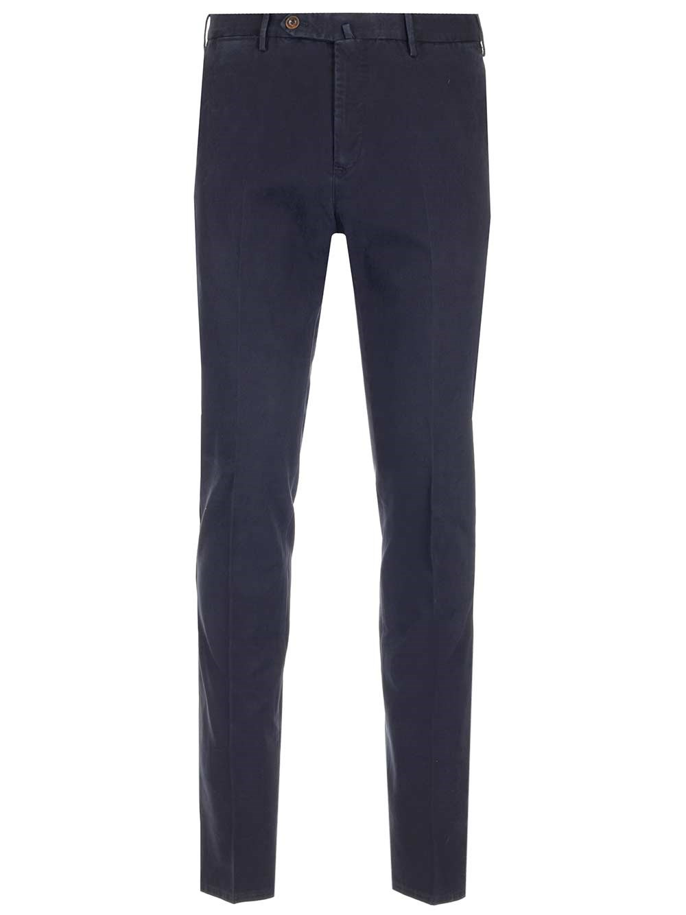 PT TORINO Washed Cotton Trousers