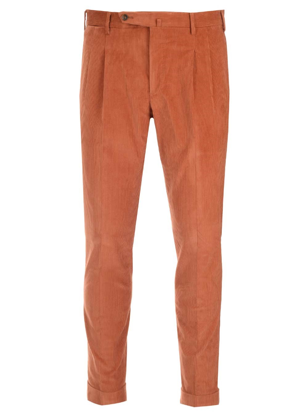 PT TORINO Pleated Trousers