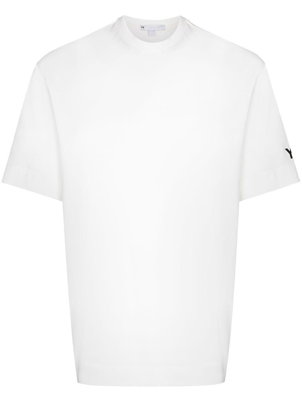 ADIDAS Y-3 White Oversize T-Shirt