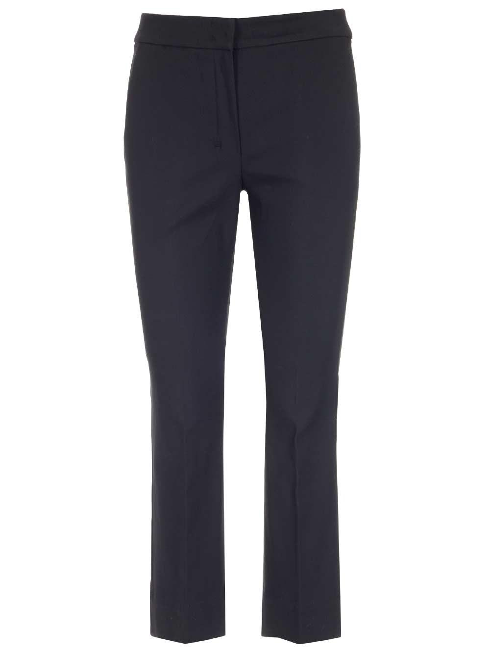 'S MAX MARA 'Alcali' Cropped Trousers