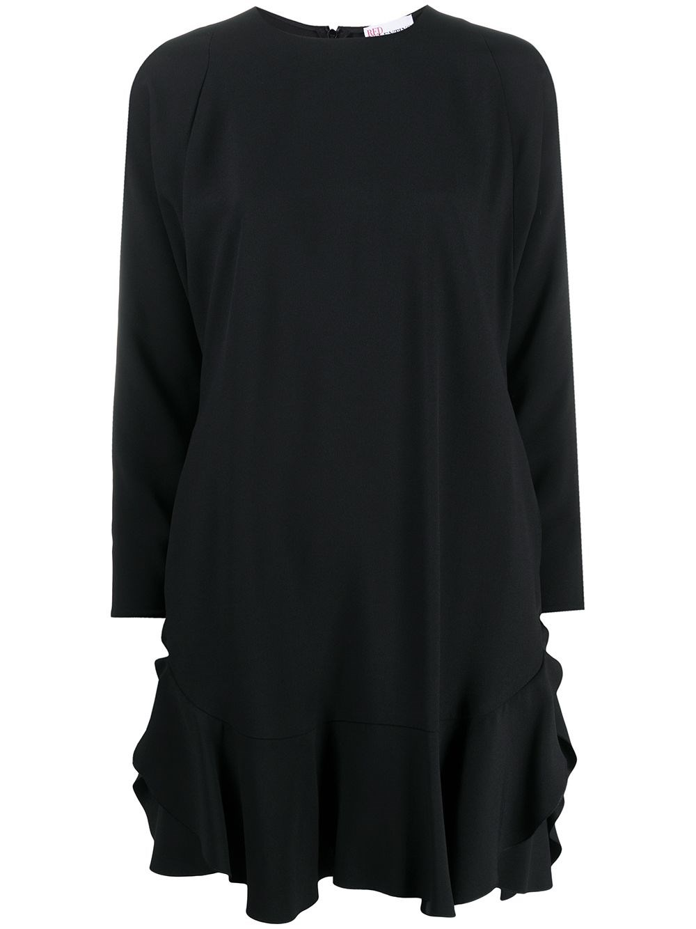 REDVALENTINO Midi Dress In Crepe