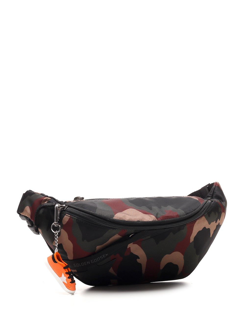"GOLDEN GOOSE DELUXE BRAND Camouflage ""Journey"" Pouch"
