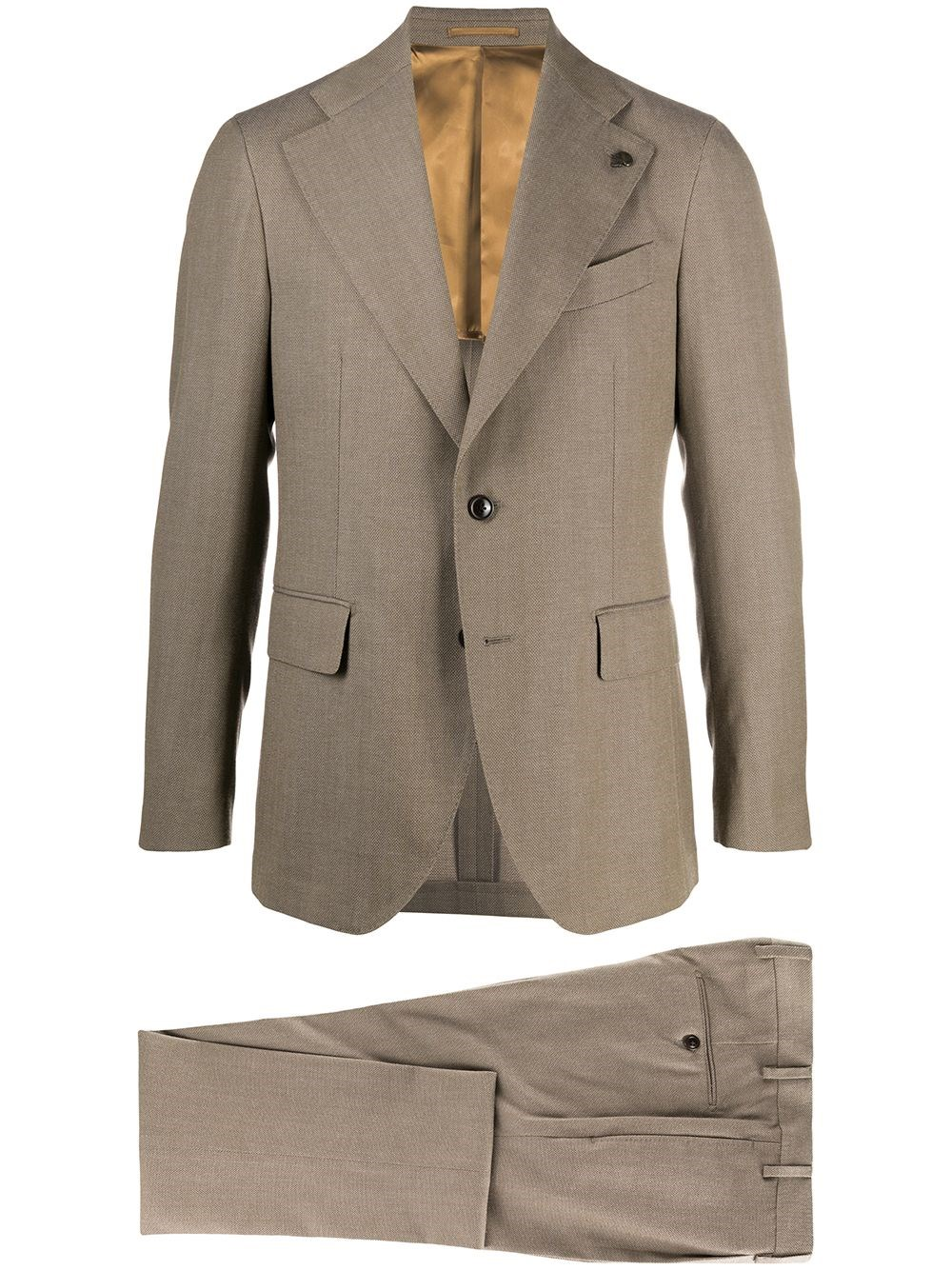 GABRIELE PASINI Tailored Two-Piece Suit