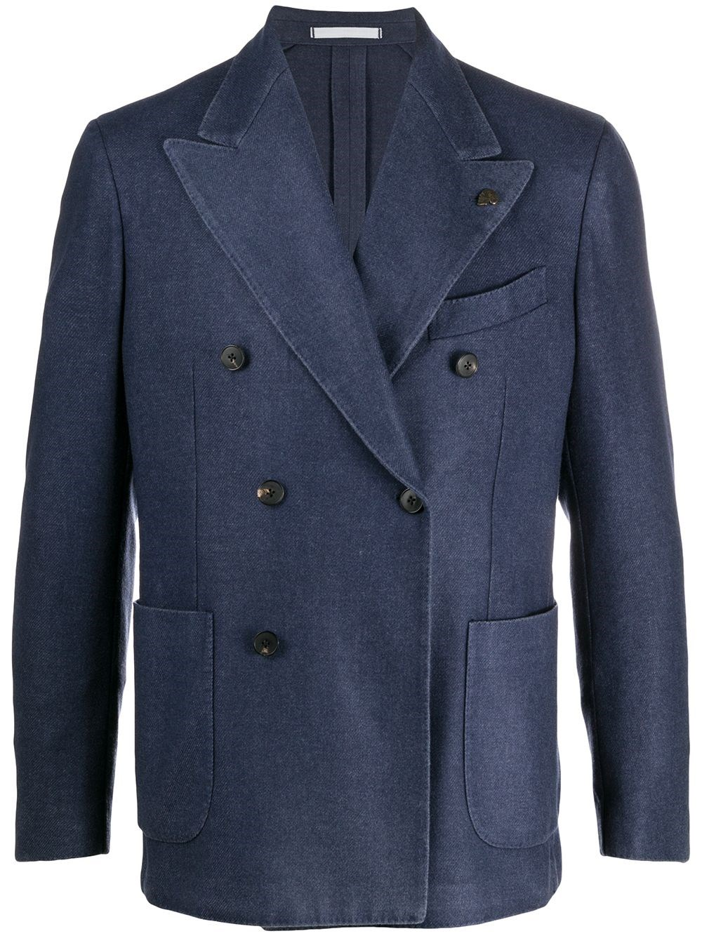 GABRIELE PASINI Double-Breasted Tailored Blazer