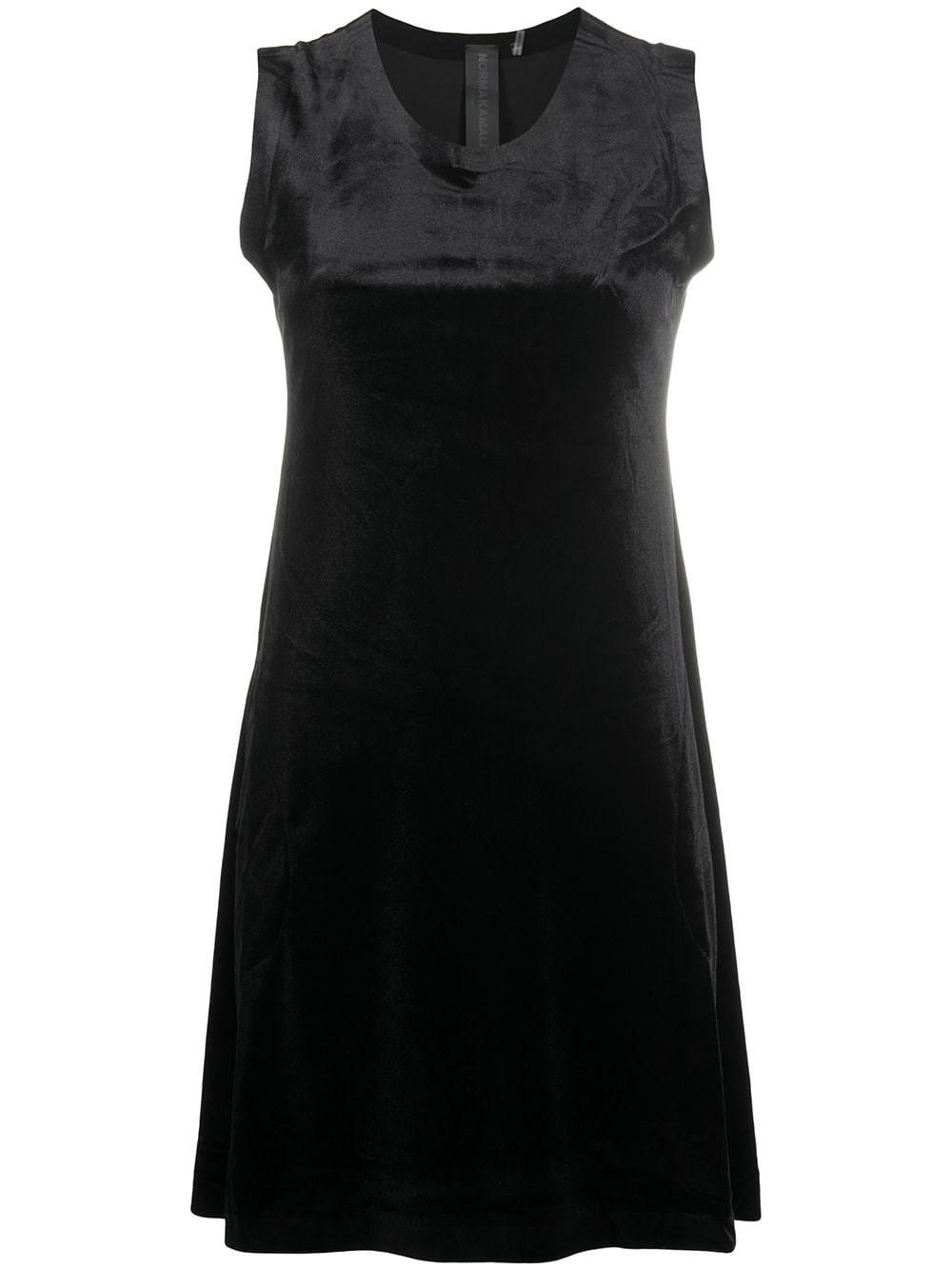 NORMA KAMALI Sleeveless Mini Dress