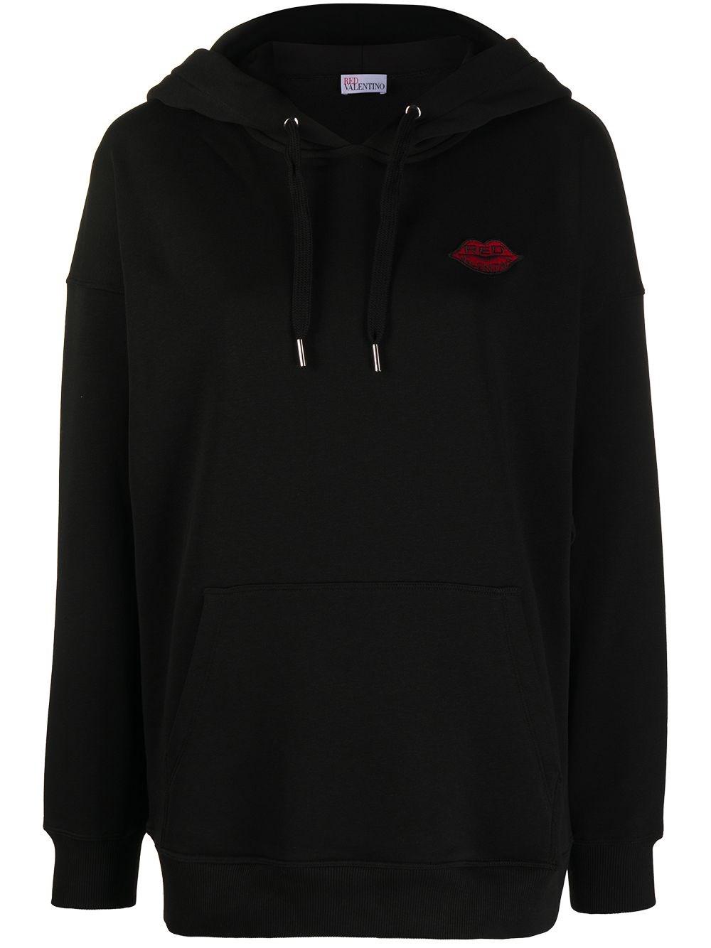 REDVALENTINO Oversized Sweatshirt