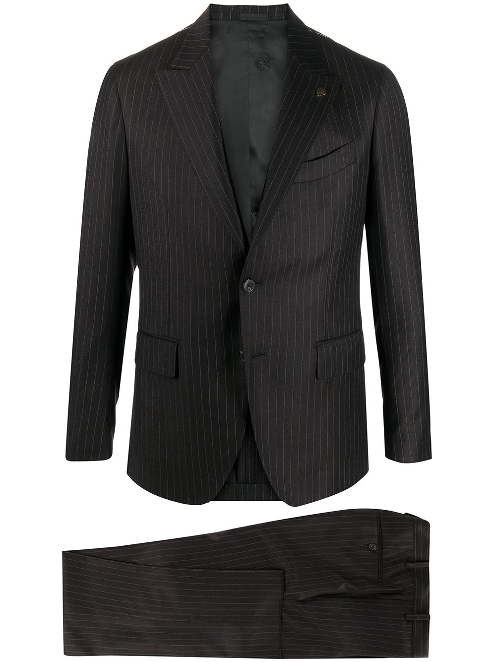 GABRIELE PASINI Single-Breasted Blazer