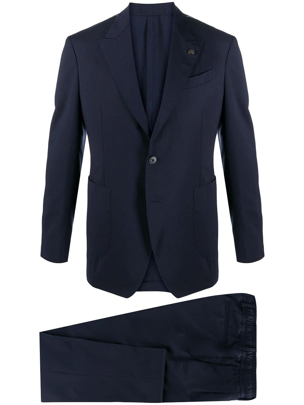 GABRIELE PASINI Single-Breasted Suit