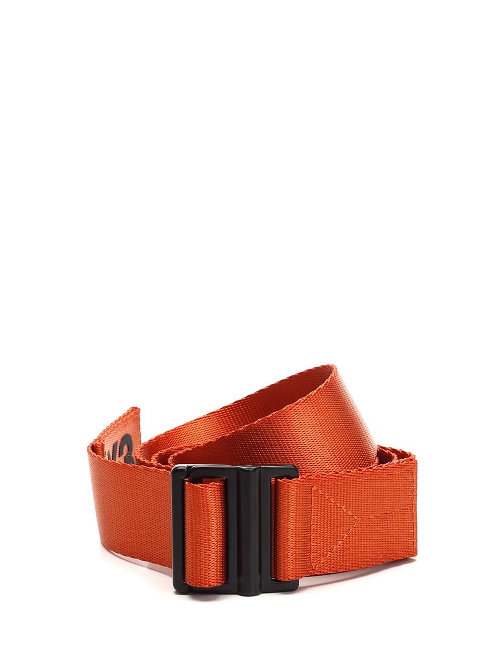 ADIDAS Y-3 Orange Belt